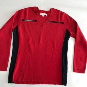 Women's V Neck Sweater NWOT